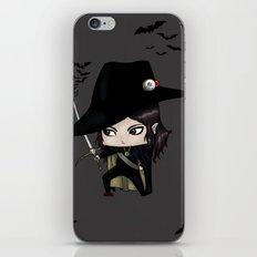 Chibi D iPhone & iPod Skin