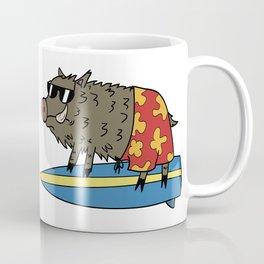 Surfboar Coffee Mug