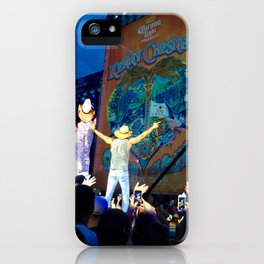Kenny Chesney iPhone Case