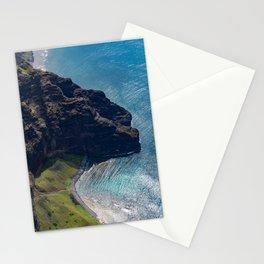 Kauai Seaside Cliff Stationery Cards