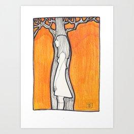 2010 Integration Art Print