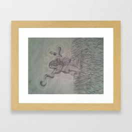 Untitled, by JG Framed Art Print