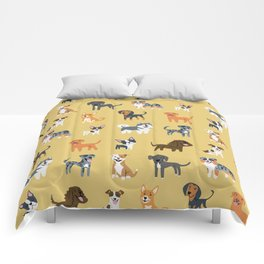 AMERICAN DOGS Comforters