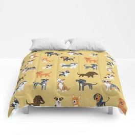 AMERICAN DOGS Comforters