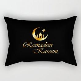 Ramadan Kareem Rectangular Pillow