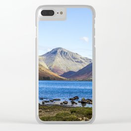 Wastwater. Clear iPhone Case