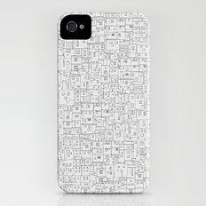 Favela rising iPhone (4, 4s) Slim Case