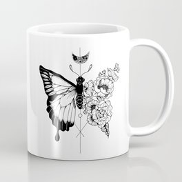 Flower Morphosis Coffee Mug