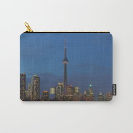 Toronto by night Carry-All Pouch