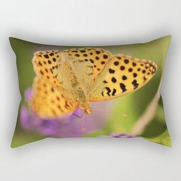 Flying Nature Rectangular Pillow