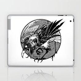 Noisy raven Laptop & iPad Skin