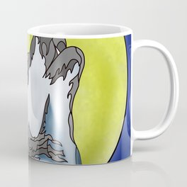 The howling Mountain Coffee Mug