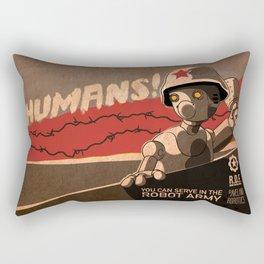 Propaganda Series 6 Rectangular Pillow