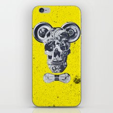 mechanics iPhone & iPod Skin