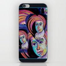 CARNAVAL MIX iPhone & iPod Skin