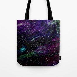 Inhabited space Tote Bag