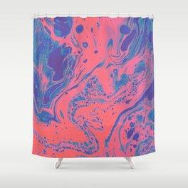 Sugar Melt Shower Curtain