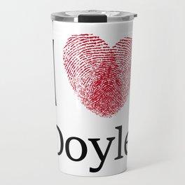 iDoyle Travel Mug