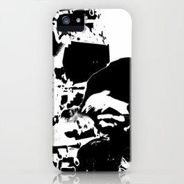 Cotton Club Smooch iPhone Case