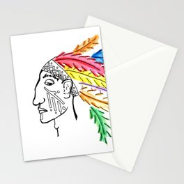 Chief'n Stationery Cards