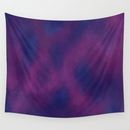 Purple Smog Wall Tapestry