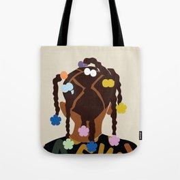 Black Girl Magic No. 2 Tote Bag