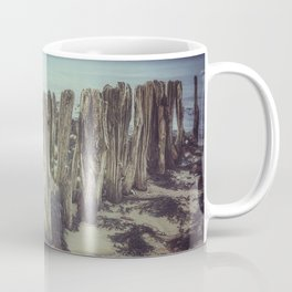 Walrus teeth still standing Coffee Mug