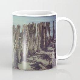 Walrus teeth still standing Coffee Mug