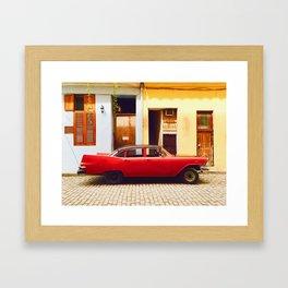 Havana in style Framed Art Print