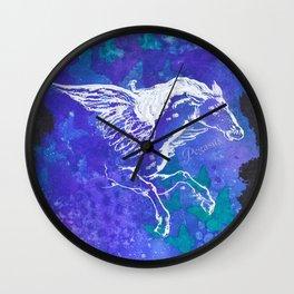 Pegasus Dream Wall Clock