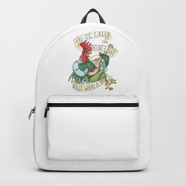 Alan A Dale Rooster Backpack