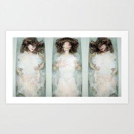 Acuatic Art Print