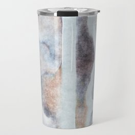 stained fantasy snowy highway Travel Mug