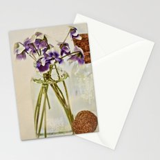 Gardening Note  Stationery Cards