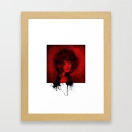 funky! Framed Art Print