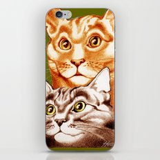Cats : The Two of Us iPhone & iPod Skin