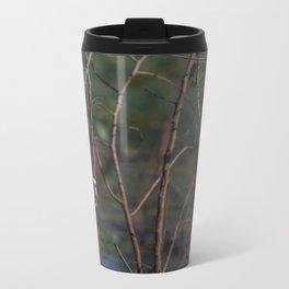 Birds from Pantanal  Chimbum Metal Travel Mug