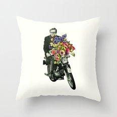 Pimp My Ride Throw Pillow