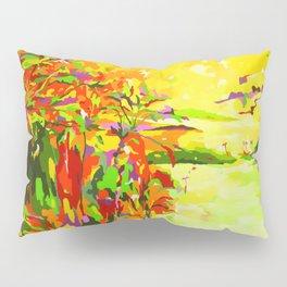 Exotic Isles Pillow Sham