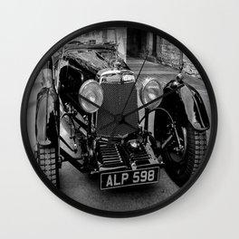 ASTON MARTIN 1933 Wall Clock