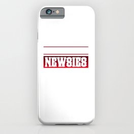 HEADLINES - DON'T SELL PAPES NEWSIES SELL PAPES iPhone Case