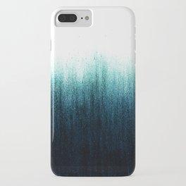 Teal Ombré iPhone Case