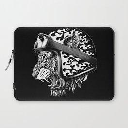 Tiger Helm Laptop Sleeve