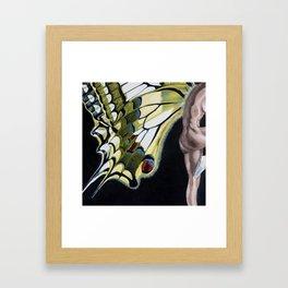 Make me a machaon Framed Art Print