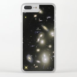 Pandora's Cluster Clear iPhone Case