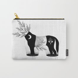 Spiritual Horse Carry-All Pouch