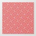 Lattice - Coral by dizanadesigns