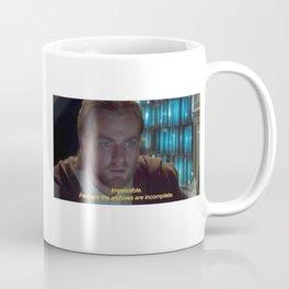 impossiblur Coffee Mug