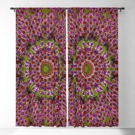 Abstract Circus Mandala Painting Blackout Curtain