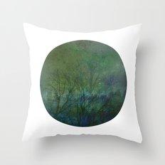 Planet  611010 Throw Pillow